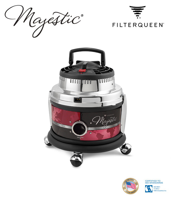 Filterqueen Majestic Red Süpürge