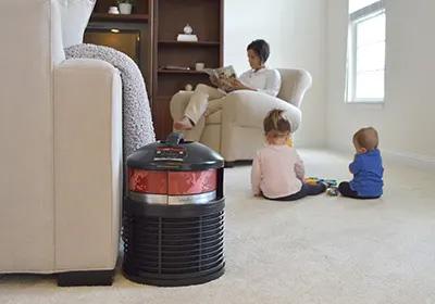 filterqueen hava temizleyicileri antibakteriyel